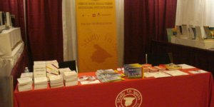 Spanish stand in MLA